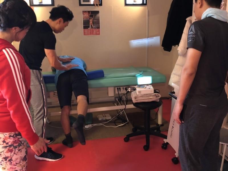 腰痛対策 ストレッチスクール